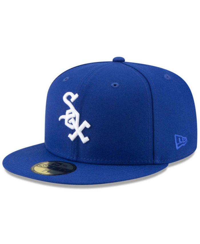 New Era Chicago White Sox 100th Anniversary Patch 59FIFTY Cap & Reviews - MLB - Sports Fan Shop - Macy's
