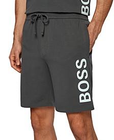 Men's Identity Vertical Logo Shorts