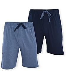 Men's Big Knit Jam Shorts, Pack of 2