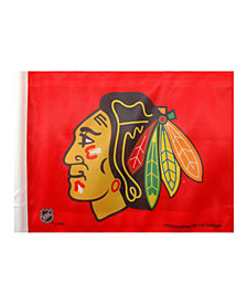 Rico Industries  Chicago Blackhawks Car Flag