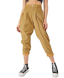 Make A Stand Cotton Trousers