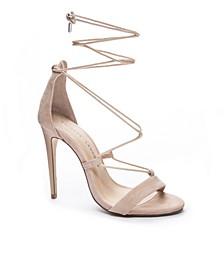 Women's Jambi Stiletto Strappy Dress Sandal