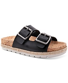 Brielle Footbed Sandals