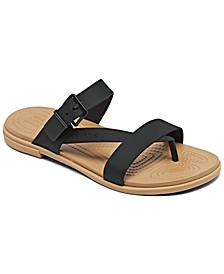 Women's Tulum Toe Post Sandals from Finish Line