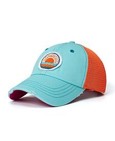 Women's Salty Lady Trucker Hat