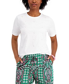Petite Bead-Embellished Top, Created for Macy's