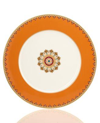 Buffet Plate  Mandarin Charger