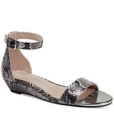 Women's Tiresa Wedge Sandals, Created for Macy's