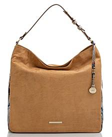 Isabella Leather Shoulder Bag