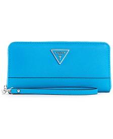 Cordelia Large Zip-Around Wallet