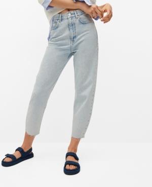 Women's High-Waist Balloon Jeans