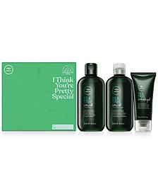 3-Pc. Tea Tree Special Invigorating Gift Set, from PUREBEAUTY Salon & Spa