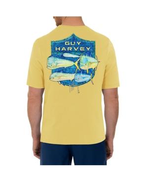 Men's Mahi Shield Short Sleeve Crew Neck T-Shirt