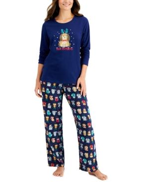 Women's Bah Humbug Pajama Set