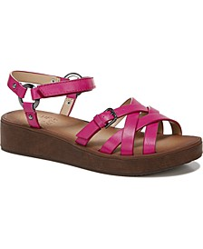 Georgette Ankle Strap Sandals