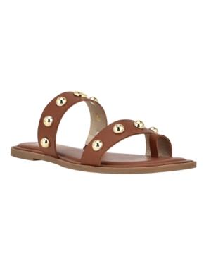 Women's Ritsa Studded Slide Sandals Women's Shoes