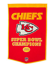 Winning Streak Kansas City Chiefs Dynasty Banner