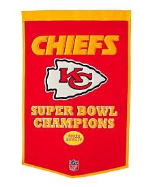 Winning Streak Kansas City Chiefs Dynasty Banner