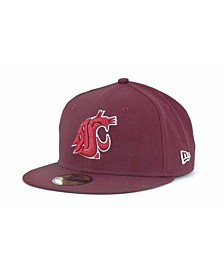 Washington State Cougars 59FIFTY Cap