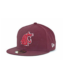 New Era Washington State Cougars 59FIFTY Cap