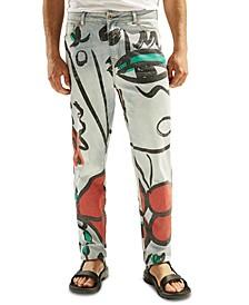 Men's Denim Trousers