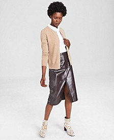 Cashmere Button Cardigan, Created for Macy's