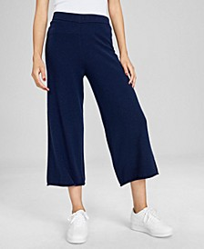 Cashmere Pull-On Pants, In Regular and Petites, Created for Macy's
