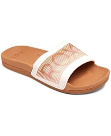 Women's Slippy LX Slide Sandals