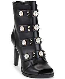 Women's Brayden Studded Boots