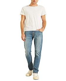 Men's Eco Tapered Slim-Fit Jeans