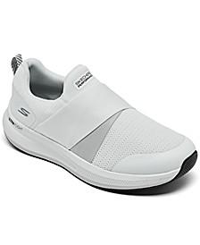 Women's GOrun Pulse - Bold Venture Slip-On Running Sneakers from Finish Line