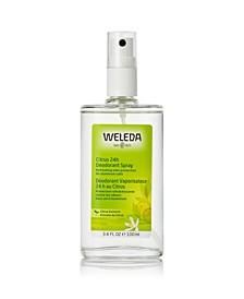 Citrus 24 Hours Deodorant Spray, 3.4 oz