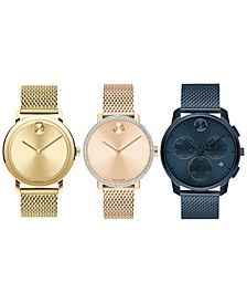 Movado Men's & Women's Bold Watch Collection