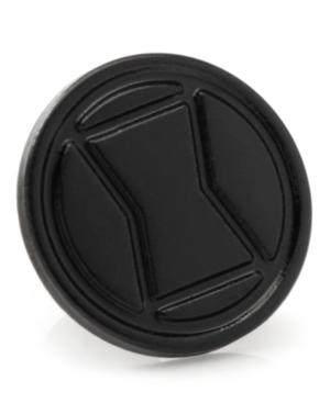 Men's Black Widow Lapel Pin
