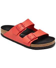 Men's Arizona Birko-Flor Two-Strap Sandals from Finish Line