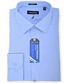 Men's Slim Fit Supershirt Dress Shirt