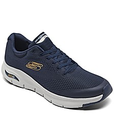 Men's Arch Fit Walking Sneakers from Finish Line