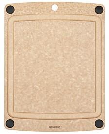 "All-in-One 14.5"" x 11"" Non-Slip Cutting  Board"