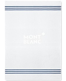 Receive  a Free Montblanc Towel with any $145 purchase from the Montblanc fragrance collection