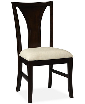 Edgewater Side Chair Furniture Macy s