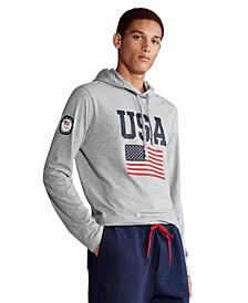 Men's Team USA Hooded T-Shirt