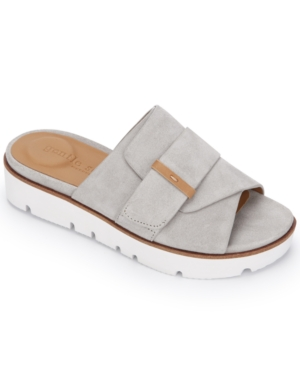 by Kenneth Cole Women's Lavern Strap Slides Women's Shoes