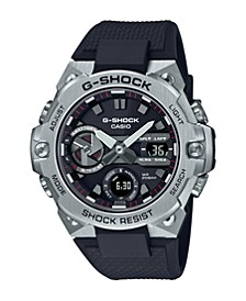 Metal and Resin G-Steel Watch 49.6mm