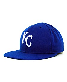 Kansas City Royals MLB Authentic Collection 59FIFTY Fitted Cap