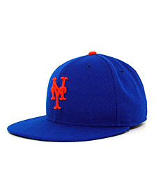 New Era New York Mets MLB Authentic Collection 59FIFTY Fitted Cap