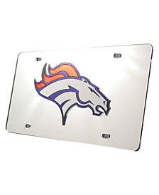 Rico Industries Denver Broncos License Plate