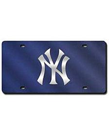 Rico Industries New York Yankees License Plate