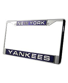 Rico Industries New York Yankees License Plate Frame