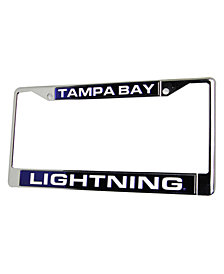 Rico Industries Tampa Bay Lightning License Plate Frame