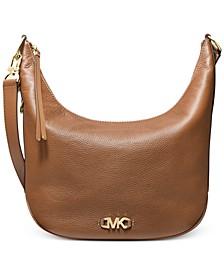 Izzy Large Leather Shoulder Bag